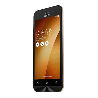 Unboxed Asus Zenfone Go 45 With 1GB RAM Gold 8GB Images Buy