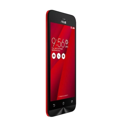 Unboxed Asus Zenfone Go 4.5 With 1GB RAM (Red, 1GB RAM, 8GB) Price in India