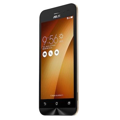 UNBOXED Asus Zenfone Go (Gold, 1GB RAM, 8GB) Price in India