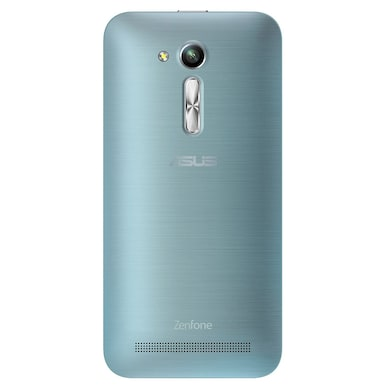 UNBOXED Asus Zenfone Go (Silver and Blue, 1GB RAM, 8GB) Price in India