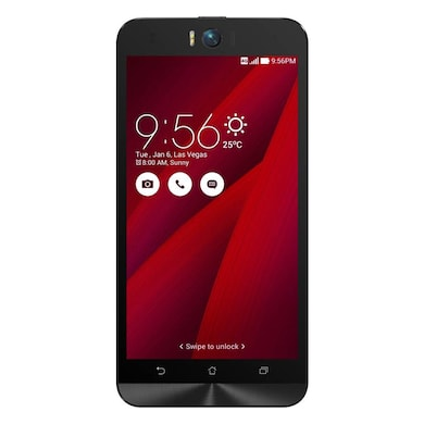 Unboxed Asus ZenFone Selfie With 3 GB RAM (Red, 3GB RAM, 32GB) Price in India