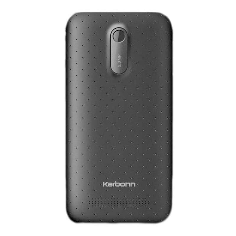 Buy UNBOXED Karbonn Titanium S201 Black, 8 GB online