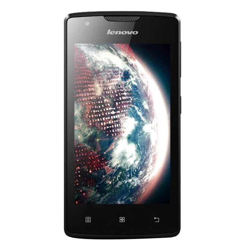 Buy UNBOXED Lenovo A1000 Black, 8 GB online