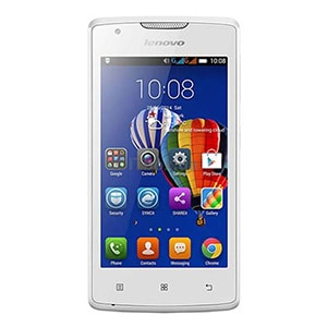 UNBOXED Lenovo A1000 White, 8 GB