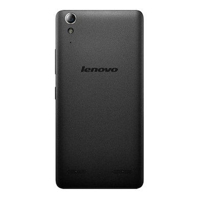Refurbished Lenovo A6000 Plus (Black, 2GB RAM, 16GB) Price in India