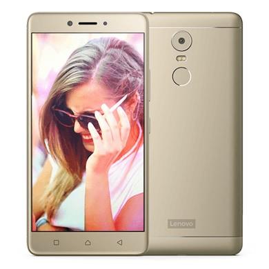 Refurbished Lenovo K6 Note (Gold, 3GB RAM, 32GB) Price in India