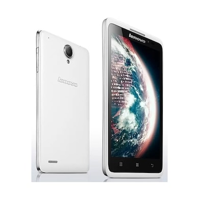 Unboxed Lenovo S890 (White, 1GB RAM, 4GB) Price in India