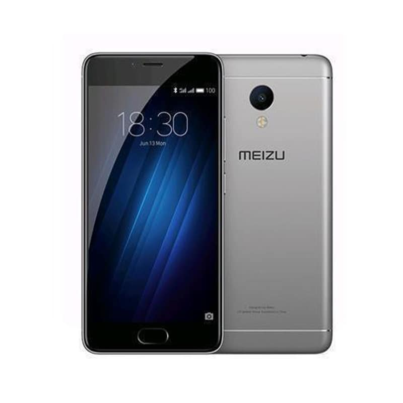 Buy Unboxed Meizu M3S With 2GB RAM Grey,16GB online