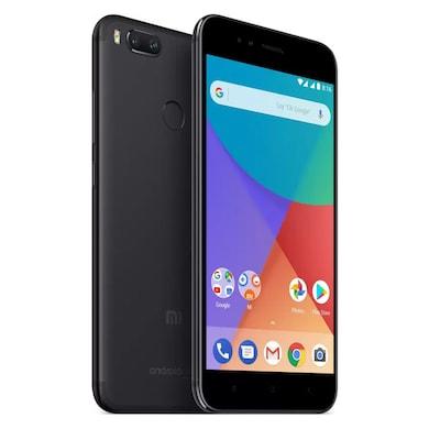 Refurbished Mi A1 (Black, 4GB RAM, 64GB) Price in India