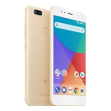 Unboxed Mi A1 -Like New (Gold, 4GB RAM, 64GB) Price in India