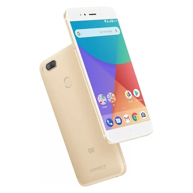 Refurbished Mi A1 (Gold, 4GB RAM, 64GB) Price in India