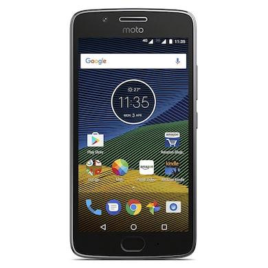 Unboxed Moto G5 (Lunar Grey, 3GB RAM, 16GB) Price in India