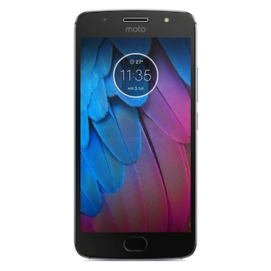 Unboxed Moto G5s (Lunar Grey, 4GB RAM, 32GB) Price in India