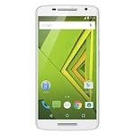 Buy Unboxed Moto X Play With Turbo Charger (2 GB RAM, 16 GB) White Online