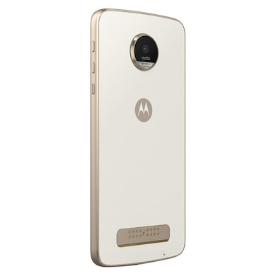 Unboxed Moto Z Play with Style Mod (White, 4GB RAM, 64GB) Price in India