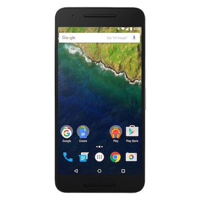 Unboxed Huawei Nexus 6P (Silver, 3GB RAM, 32GB) Price in India
