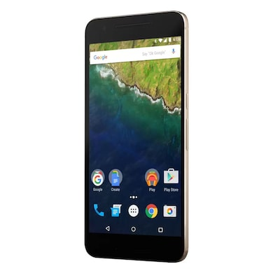Unboxed Huawei Nexus 6P (Gold, 3GB RAM, 64GB) Price in India