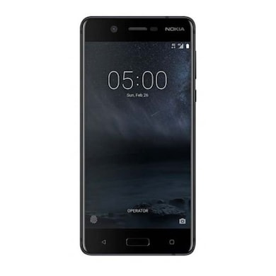 Unboxed Nokia 5 (Matte Black, 3GB RAM, 16GB) Price in India
