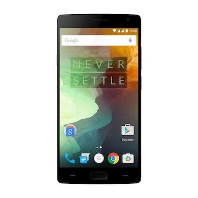 Refurbished OnePlus 2 (Black, 4GB RAM, 64GB) Price in India