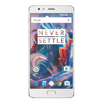 Refurbished OnePlus 3 with Brand Box (Soft Gold, 6GB RAM, 64GB) Price in India