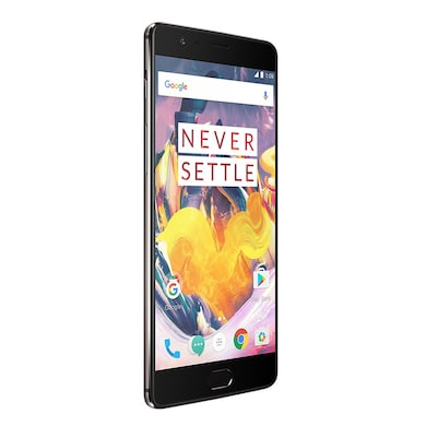 Unboxed OnePlus 3T (Gunmetal, 6GB RAM, 128GB) Price in India