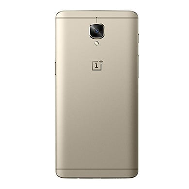 Refurbished OnePlus 3T (Soft Gold, 6GB RAM, 128GB) Price in India