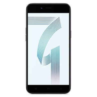 Refurbished Oppo A71 (Black, 3GB RAM, 16GB) Price in India
