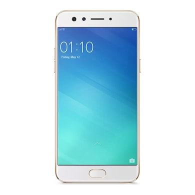 Unboxed Oppo F3 (Gold, 4GB RAM, 64GB) Price in India