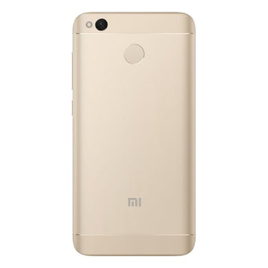 Refurbished Redmi 4 (Gold, 2GB RAM, 16GB) Price in India