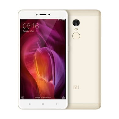 Unboxed Redmi Note 4 (Gold, 4GB RAM, 64GB) Price in India