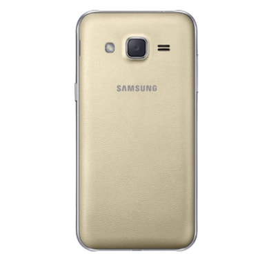 Pre-Owned Samsung Galaxy J2 2015 (Gold, 1GB RAM) Price in India