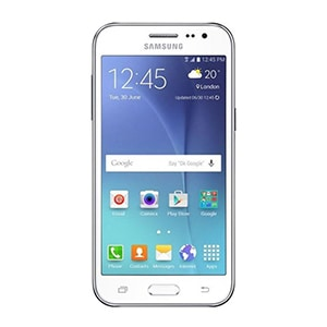 UNBOXED Samsung Galaxy J2 4G White, 8 GB