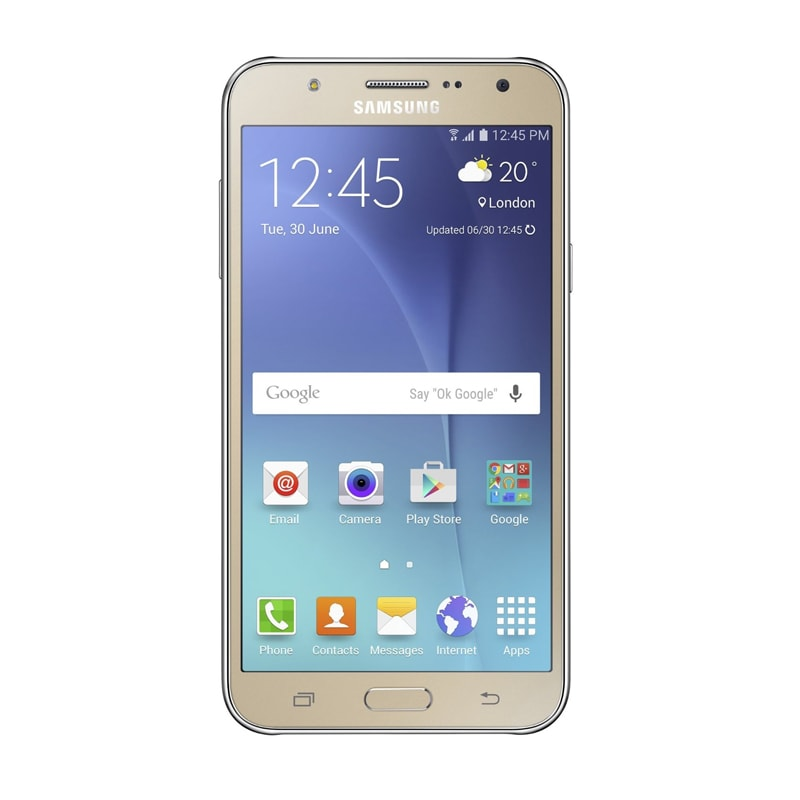 Buy UNBOXED Samsung Galaxy J7 Gold,16GB online