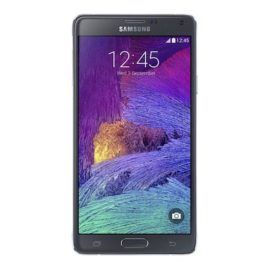 Refurbished Samsung Galaxy Note 4 (Charcoal Black, 3GB RAM, 32GB) Price in India