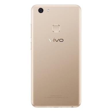 Unboxed Vivo V7+ (Champagne Gold, 4GB RAM, 64GB) Price in India