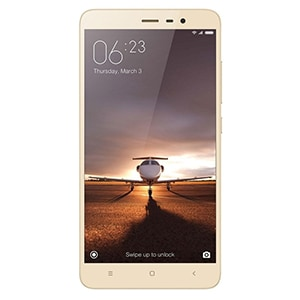 UNBOXED Xiaomi Redmi Note 3 Gold, 32GB