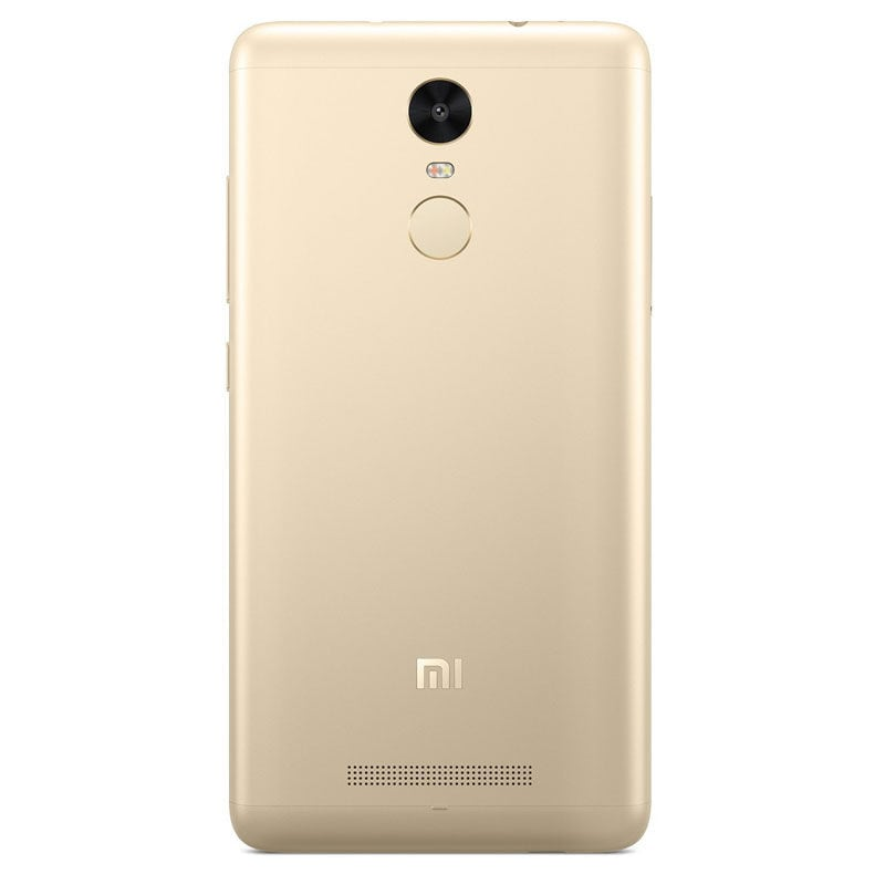 Buy UNBOXED Xiaomi Redmi Note 3 Gold, 32GB online