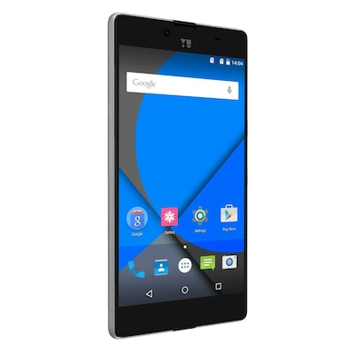 UNBOXED YU Yuphoria YU5010A With 2GB RAM (Black and Silver, 2GB RAM, 16GB) Price in India