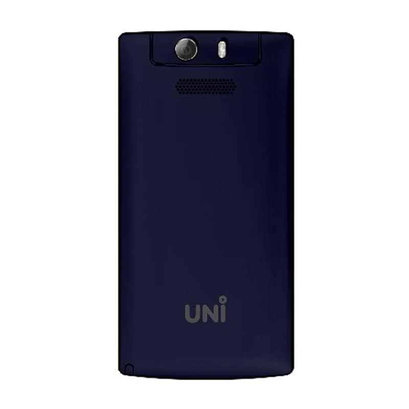 Uni N6100 Triple Sim Touch Screen Phone Black, 128 MB images, Buy Uni N6100 Triple Sim Touch Screen Phone Black, 128 MB online at price Rs. 1,999