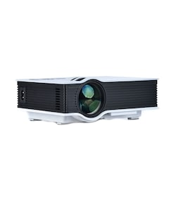 UNIC UC40 High Quality 130 inch Screen LED Home Cinema Projector White images, Buy UNIC UC40 High Quality 130 inch Screen LED Home Cinema Projector White online at price Rs. 4,999
