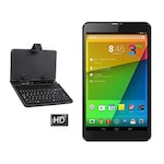 Buy UNIC N2 With Keyboard 3G + Wifi Voice Calling Tablet Black, 4GB Online
