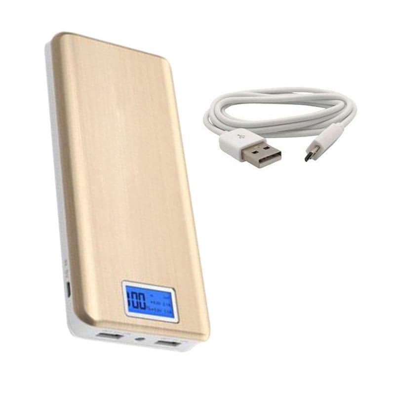 Unic UN82-GLD Power Bank 24000 mAh Golden images, Buy Unic UN82-GLD Power Bank 24000 mAh Golden online at price Rs. 1,699