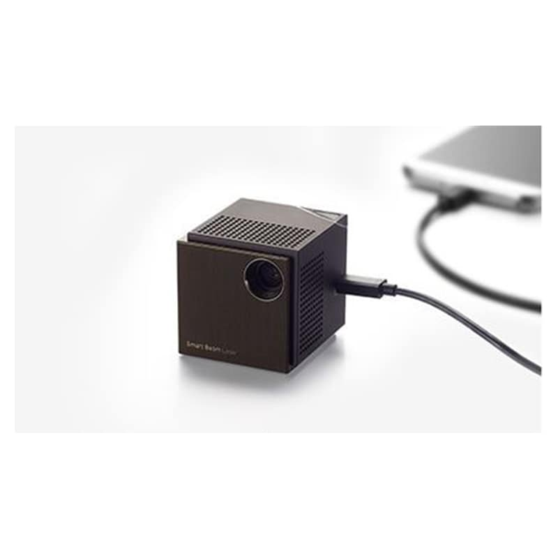 Uo Smart Beam Laser Projector By Quirk Tech Brown Price In