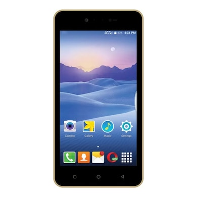 Videocon Delite 21 4G VoLTE (Rose Gold, 2GB RAM, 16GB) Price in India