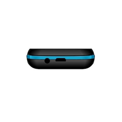 Videocon Dost 3 V1QA (Black and Blue) Price in India