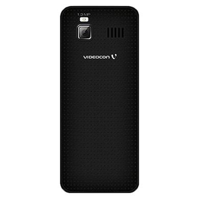 Videocon Virat V3BC Dual SIM (Black) Price in India