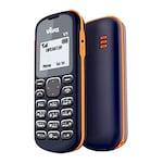 Buy Viva V1 Torchlight, 1.44 Inch Display, FM Radio, 650 Mah Battery Blue and Orange Online