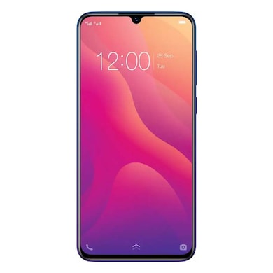 Vivo V11 (Starry Night Black, 6GB RAM, 64GB) Price in India