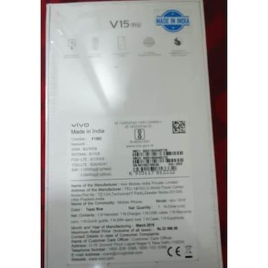 Vivo V15 Pro (Ruby Red, 6GB RAM, 128GB) Price in India