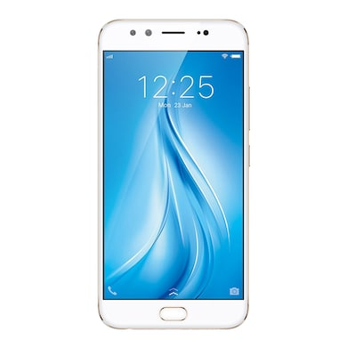 Vivo V5 Plus 4G Gold, 64 GB images, Buy Vivo V5 Plus 4G Gold, 64 GB online at price Rs. 15,599